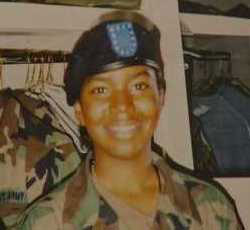 Private LaVena Johnson was killed in Iraq just eight weeks after she arrived. The Army ruled her death a suicide but evidence of physical trauma to her body led her family to call for further investigations of rape and murder.